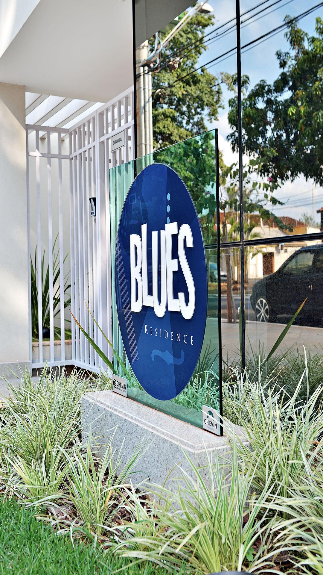 Blues Residence - Chemin Engenharia